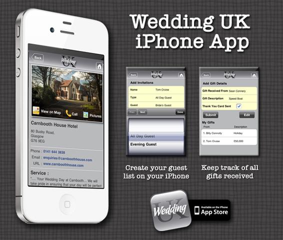 Wedding Gift Calculator Uk : Wedding UK App Ayrshire Wedding Directory